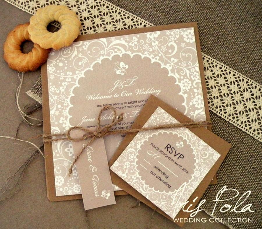 Hochzeit - SALE 20% OFF, Lace Wedding, ECO Lace Flowers, Vintage Wedding, Purchase for Sample