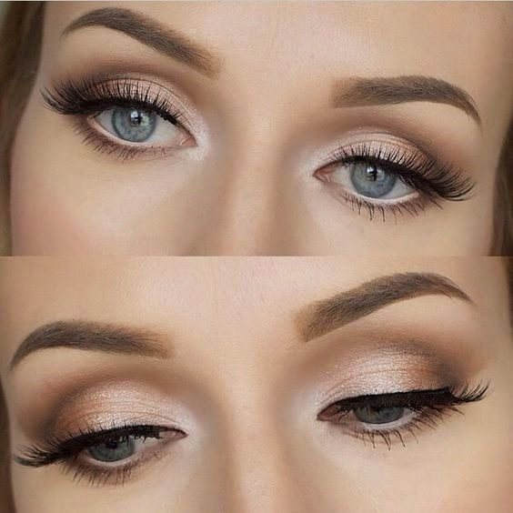 Beautiful Wedding Makeup Pictures : Makeup - Beautiful Wedding Makeup! #2548698 - Weddbook