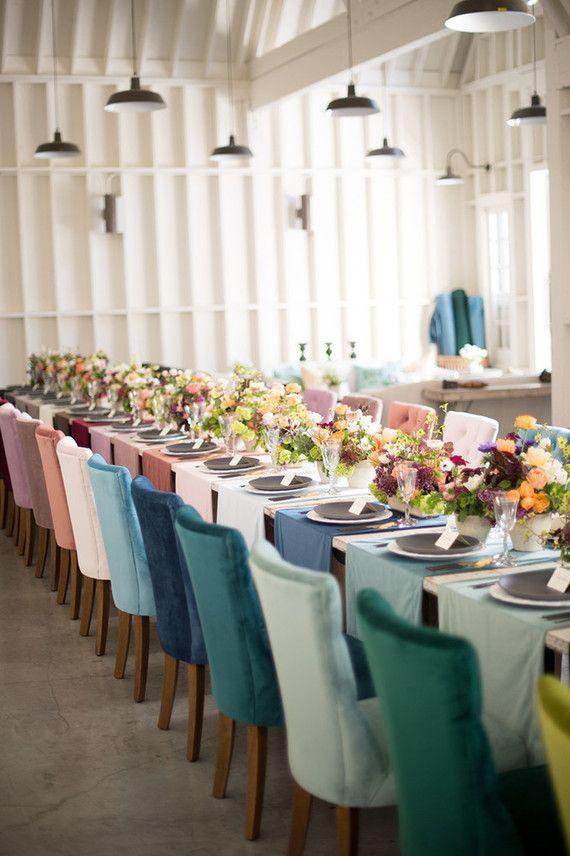 Wedding - La Tavola Fine Linen Rental