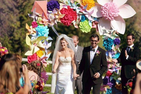 Свадьба - Real Weddings: Chelsea   Maz
