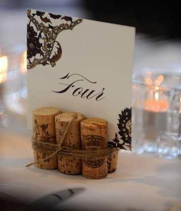 Mariage - Corks, Corks And More Corks! {Wedding Update}