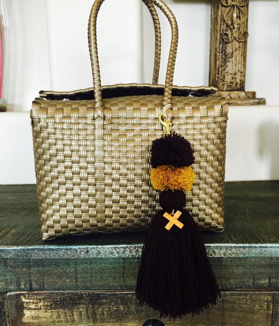 Tote bag bridesmaid gift picnic basket beach bag getaway bag picnic bag  beach bag mexican gift 334c7f3383584