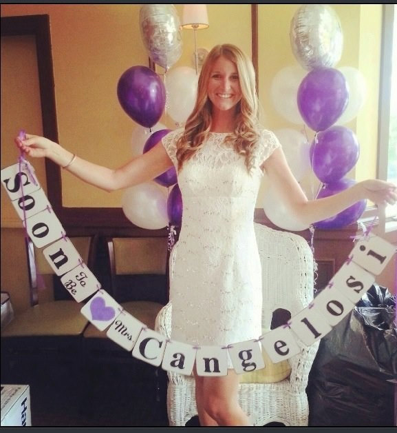 Mariage - Bridal Shower Decoration Bridal Shower Banner Soon To Be Mrs. Banner Bachelorette Party CUSTOMIZE Your name Photo Prop You pick colors