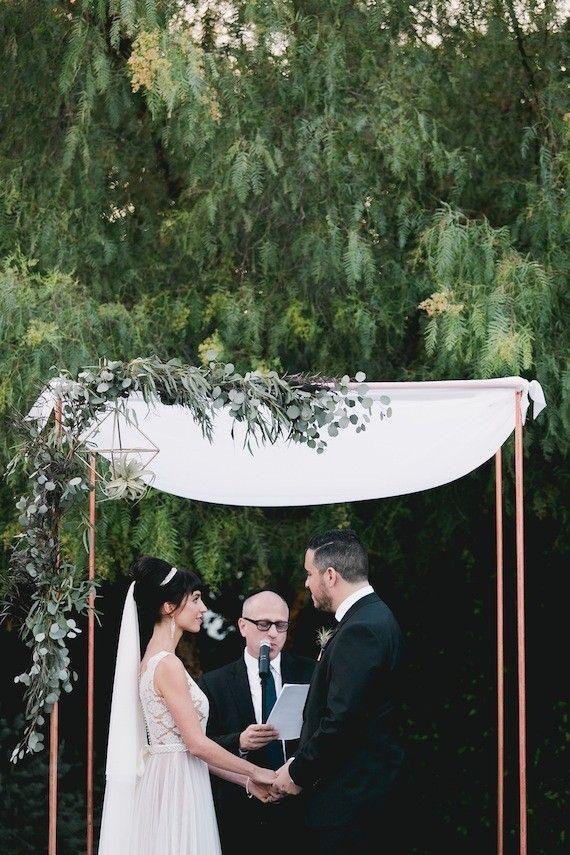 Mariage - Modern California Wedding