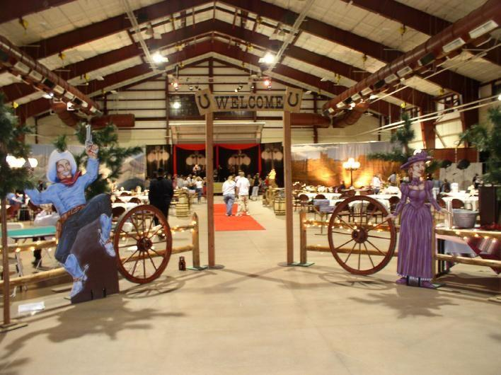 Mariage - The Best Of The Wild West For A Good Time.