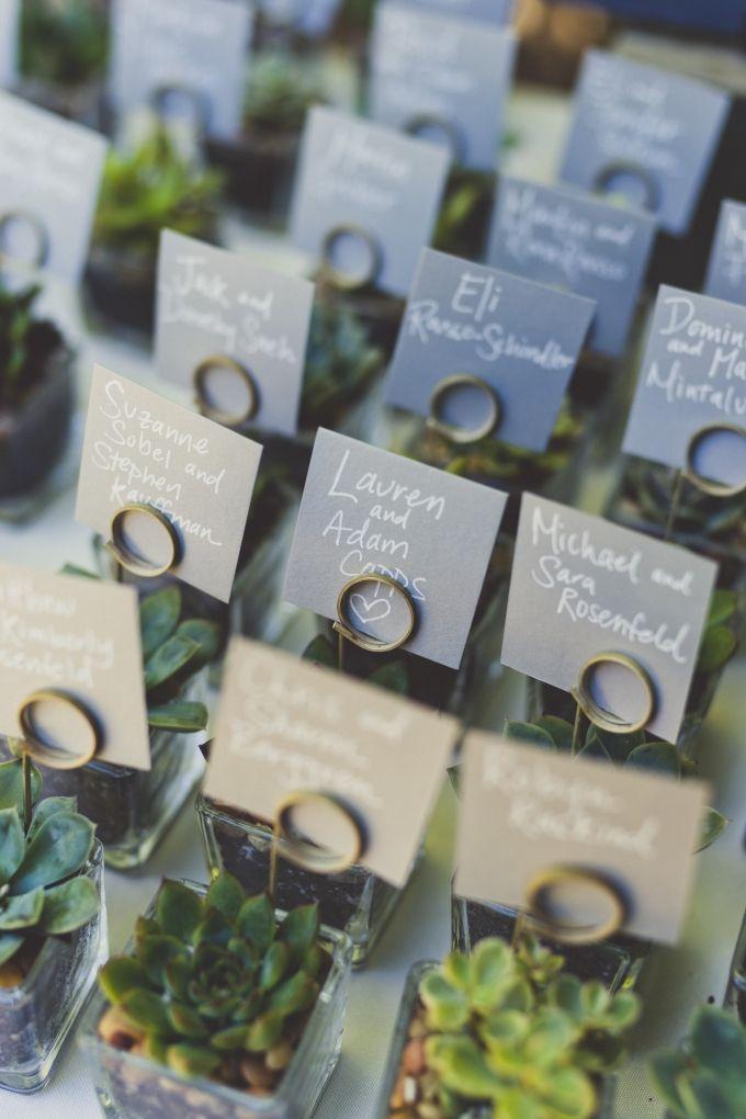 Hochzeit - Intimate Eclectic Garden Wedding
