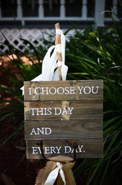 Mariage - Handmade Backyard Florida Wedding - Loverly