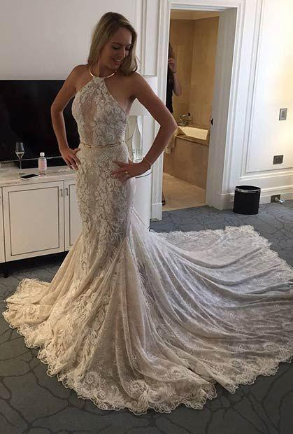Wedding theme 31 most beautiful wedding dresses 2550052 for Most gorgeous wedding dresses
