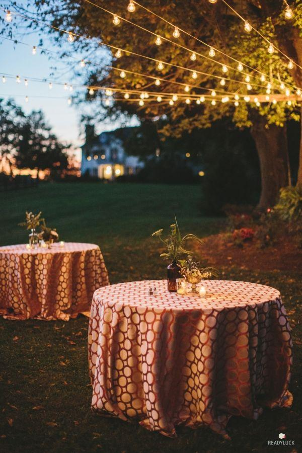 Mariage - How To Mix Rustic Chic With Black Tie Elegance
