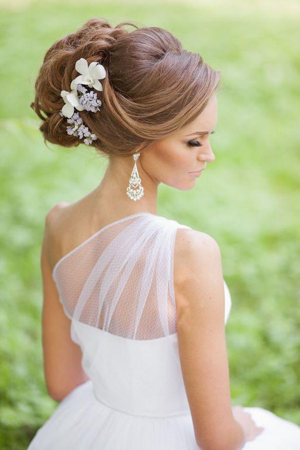 Свадьба - Beautiful Wedding Updo