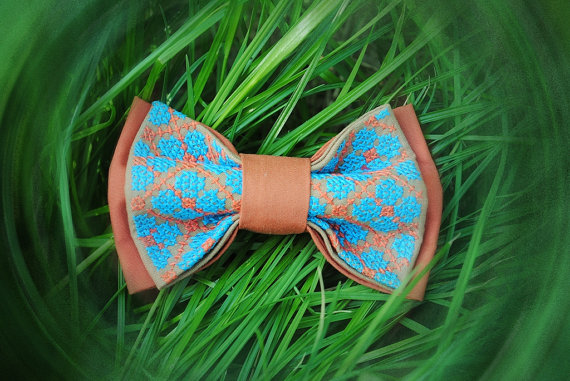Wedding - FREE SHIPPING Dark brown bowtie Men's bowtie Gift idea for men Boyfriend's gift Gift for dad Men's bow ties Anniversary gifts Gift for boys