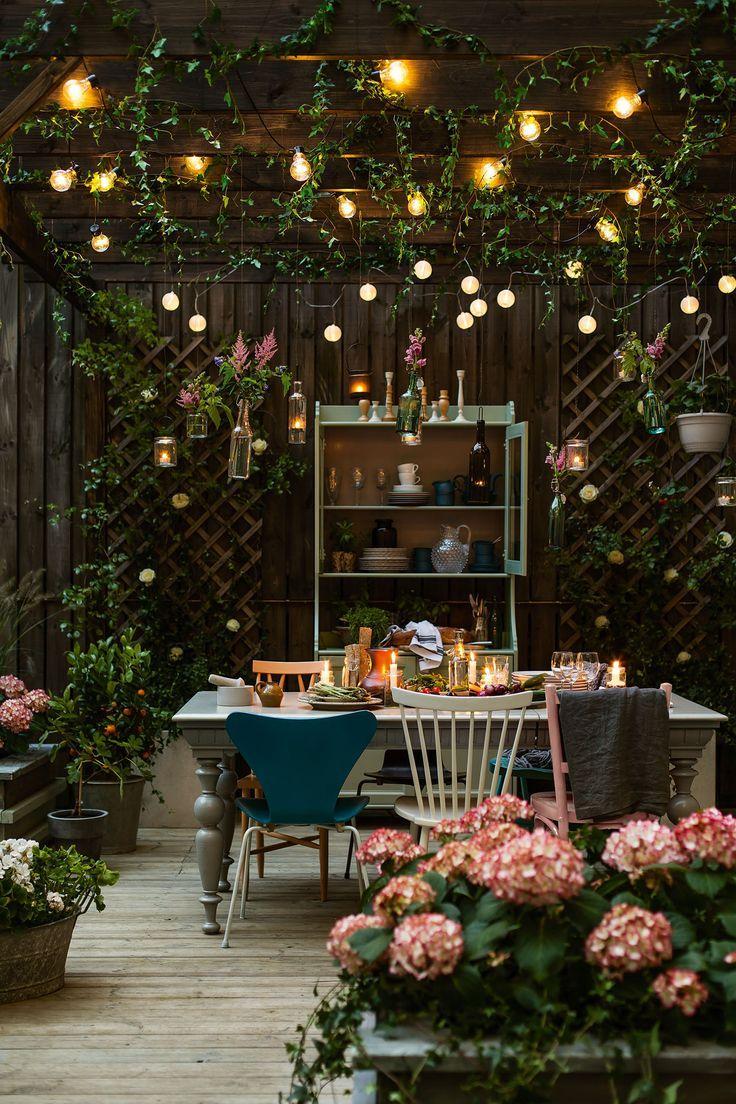 Свадьба - Garden Wedding Theme