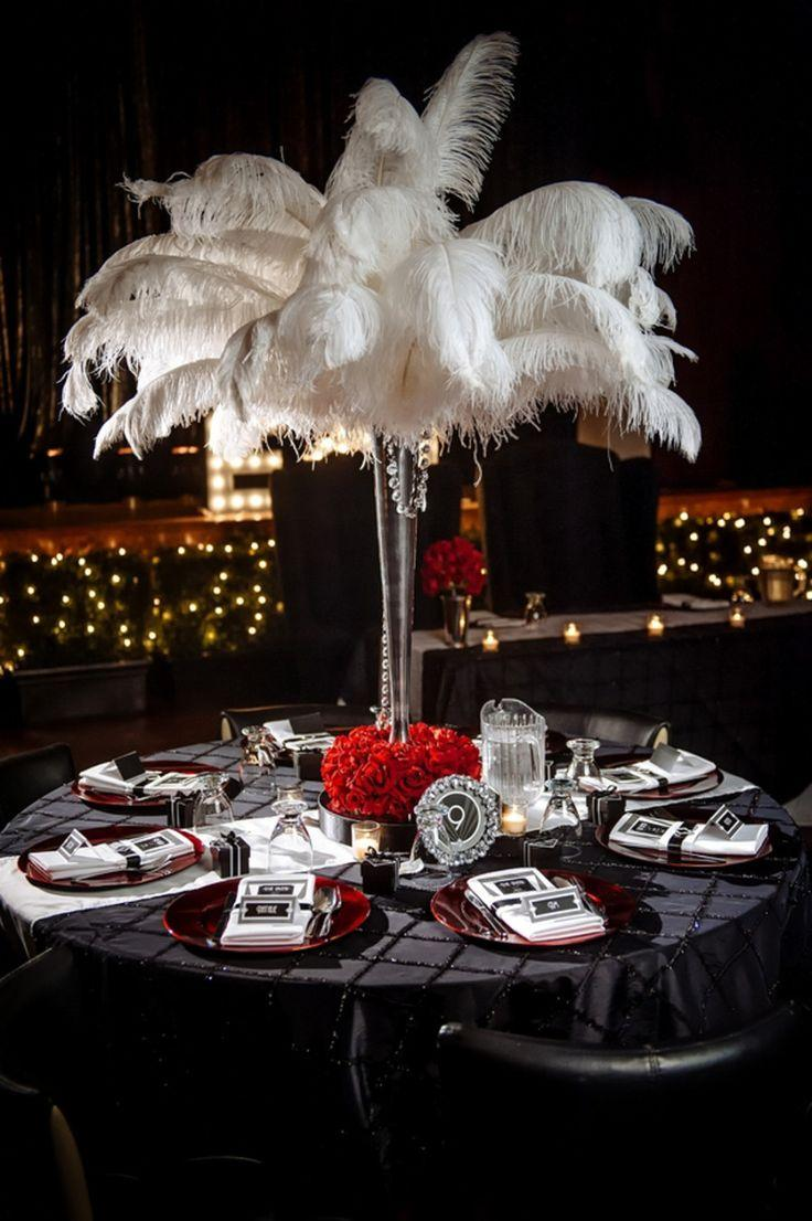 Свадьба - Glam Old Hollywood Wedding By Will Pursell Photography