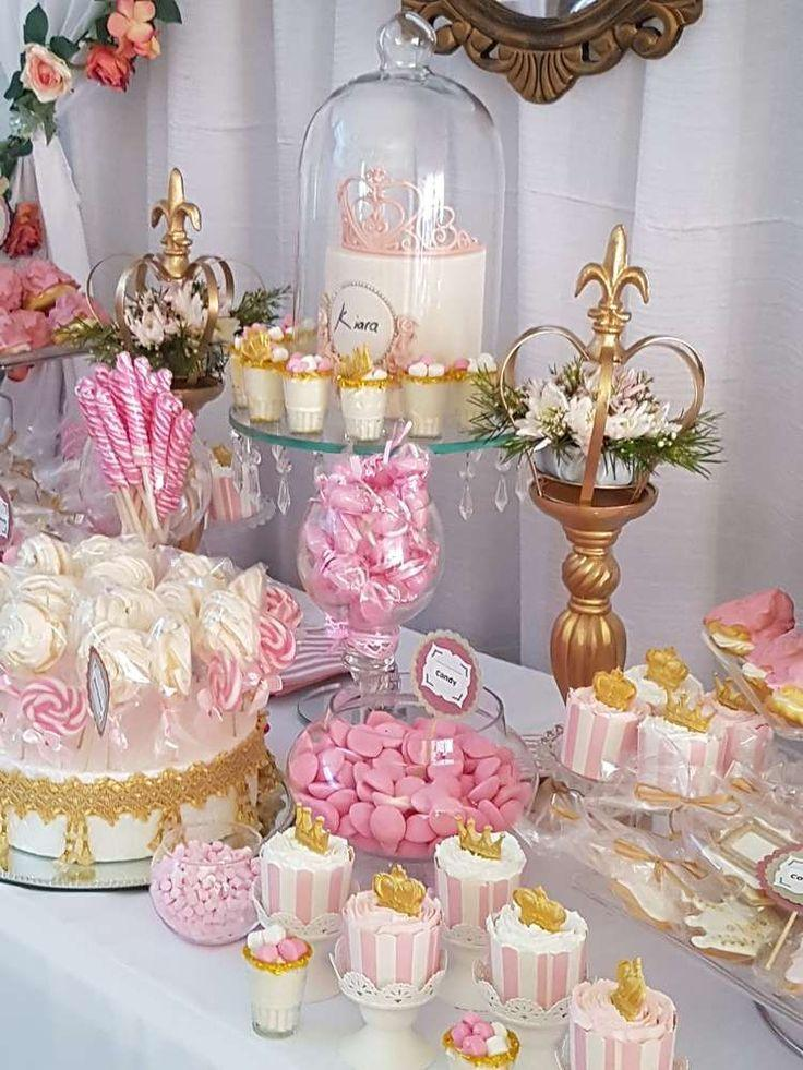 Свадьба - Princess Baby Shower Party Ideas