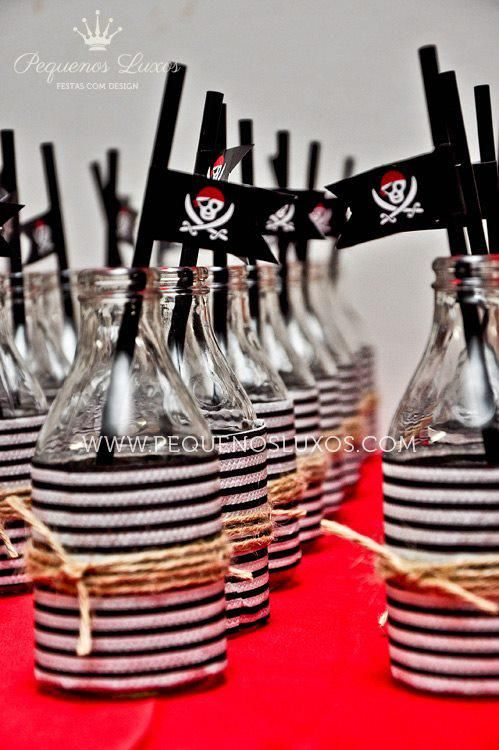 Pirate Themed Baby Shower Black Red Baby Shower Ideas