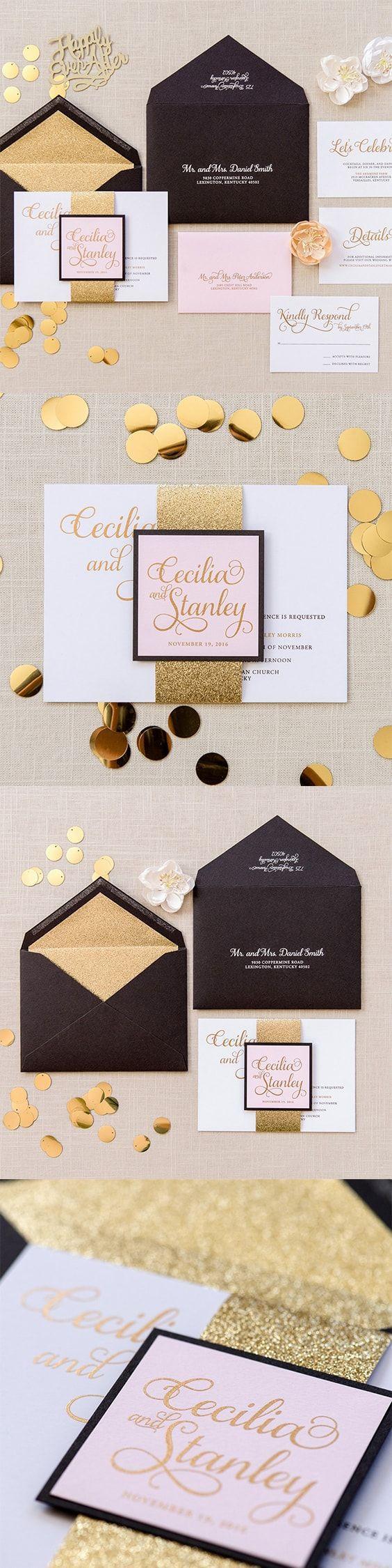 زفاف - Cecilia Wedding Invitation