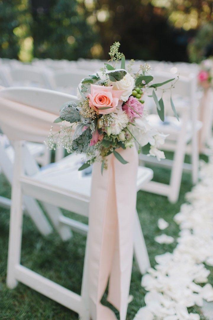 Свадьба - Sweet Pink Calamigos Ranch Wedding