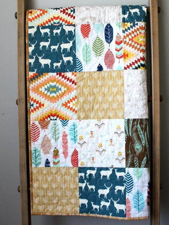 Baby quilts gender neutral