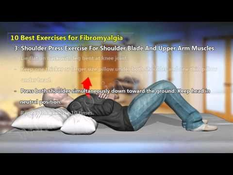 Mariage - 10 Best Exercises For Fibromyalgia
