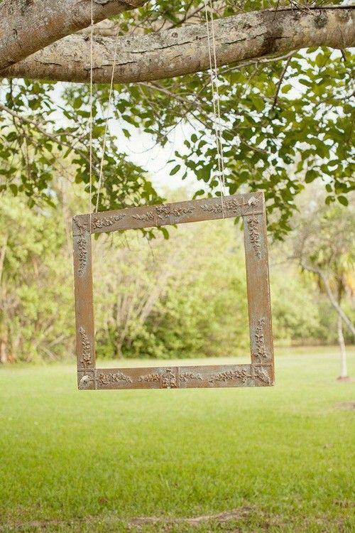 Wedding - Face-In-Hole Outdoor Wedding Decor