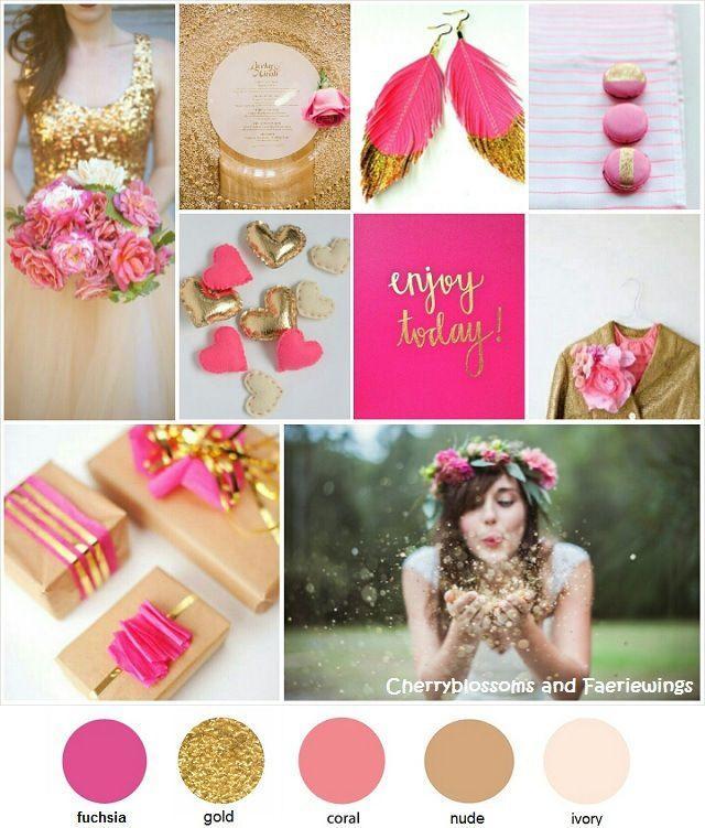 Свадьба - Color Series
