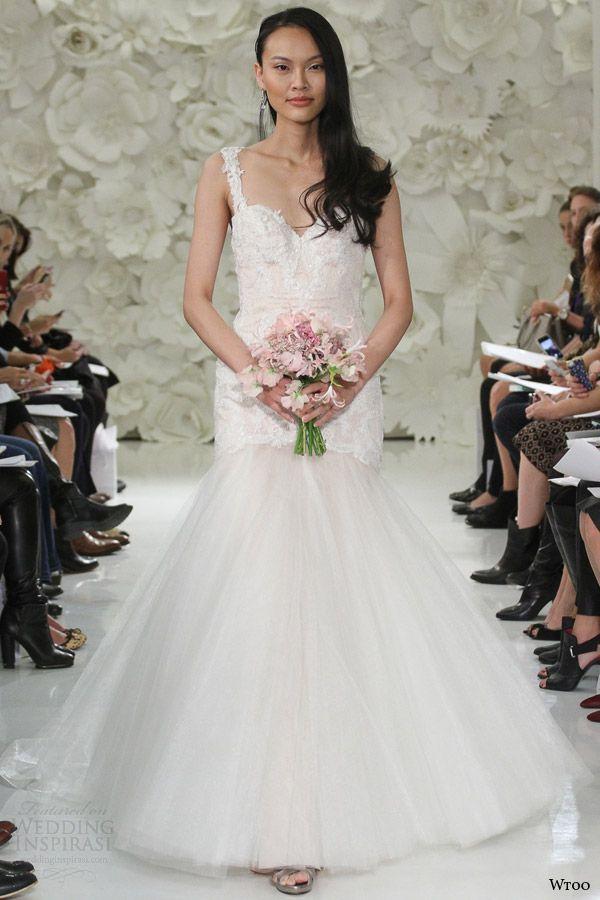 Wedding - Wtoo Spring 2015 Wedding Dresses — Enchanted Garden Bridal Collection