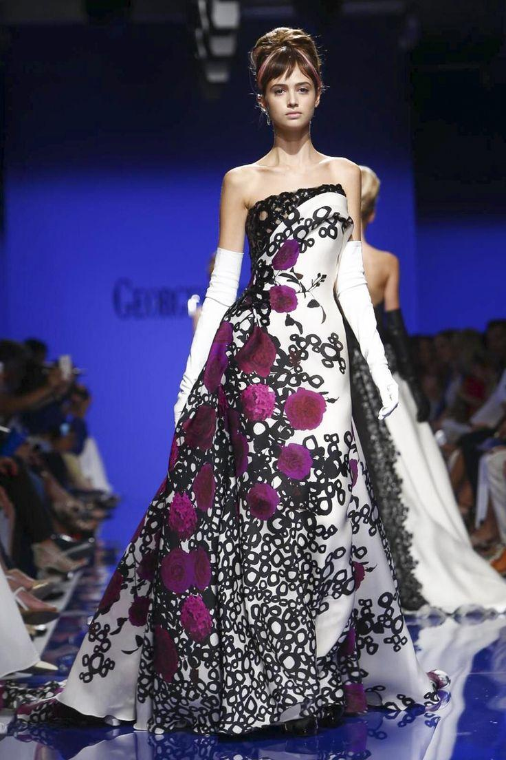 Свадьба - Georges Chakra Couture Fall Winter 2015 Paris