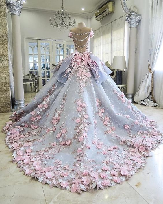 Свадьба - Mark Tumang Wedding Dress Idea 2