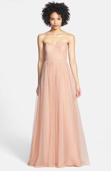 95f1ab87e8 Women's Jenny Yoo 'Annabelle' Convertible Tulle Column Dress ...