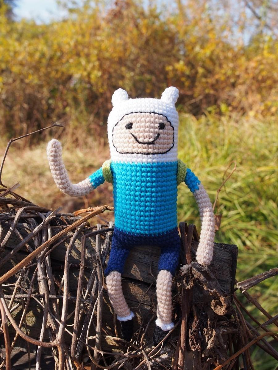 Wedding - Finn the Human Adventure Time Amigurumi