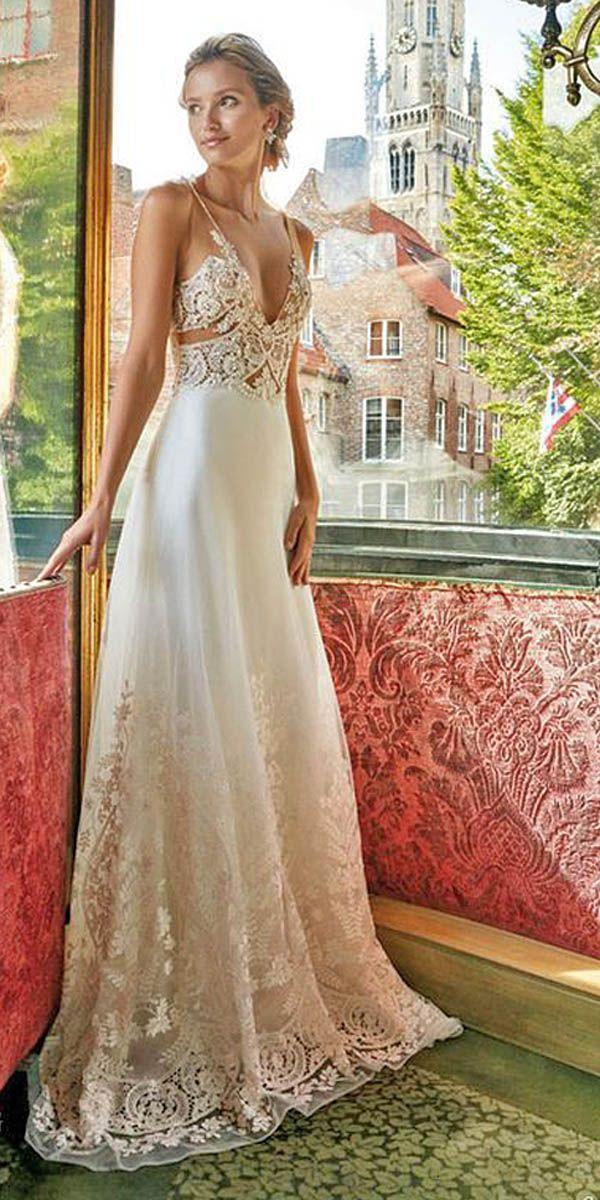 زفاف - Jeweled Wedding Dresses - Trend For 2016