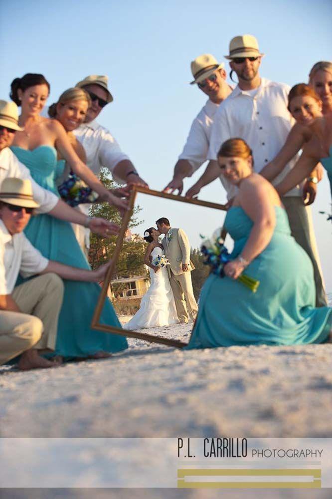 Wedding - 21 Creative Wedding Photo Ideas & Poses