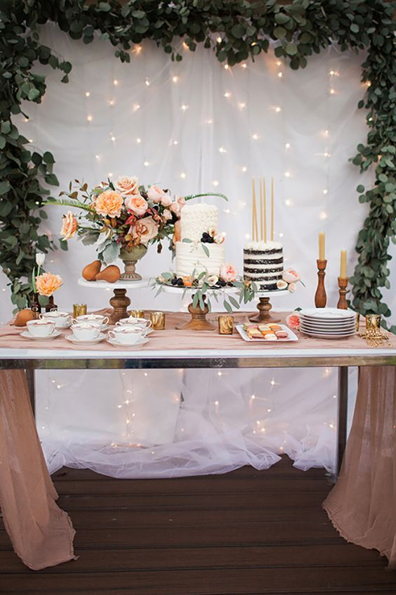 100 Amazing Wedding Dessert Tables Displays 2551513 Weddbook