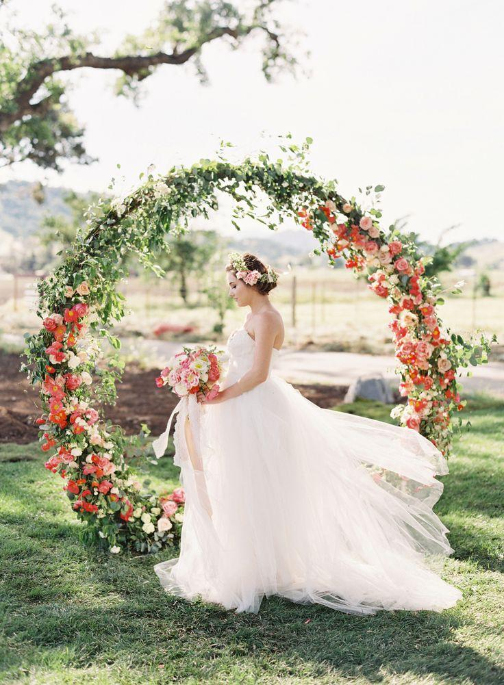 Hochzeit - We've Found The Girly Wedding Inspo Of Your Dreams!
