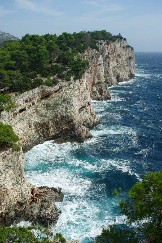 Wedding - Panoramio - Photo Of Cliffs Of Dugi Otok