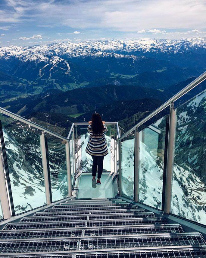 زفاف - Skywalk: Die Zwölf Spektakulärsten Höhen-Abenteuer Der Welt