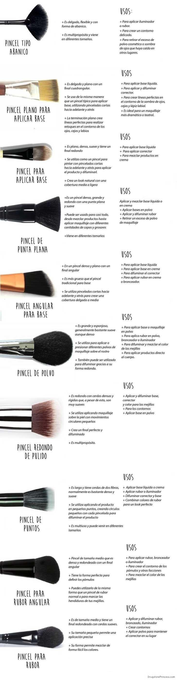 Свадьба - 4 Consejos Para Aprovechar Tus Herramientas De Maquillaje