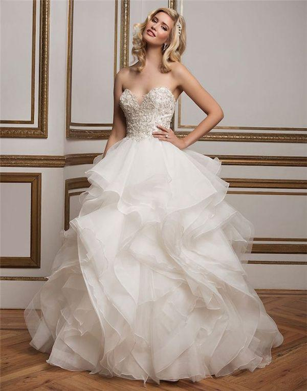Mariage - Angelic Bridal Gown