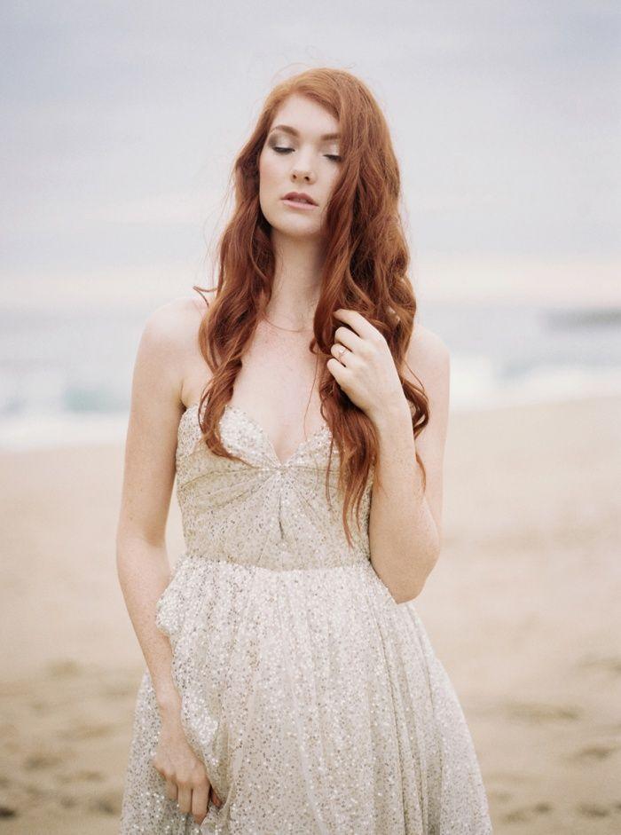 Mariage - Organic Watercolor Wedding & Bridal Fashion Inspiration - Part Two