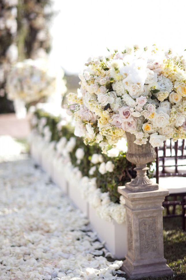 Свадьба - Gorgeous Outdoor Wedding Ceremonies