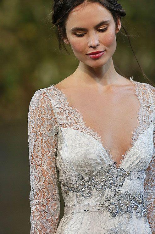 Свадьба - Claire Pettibone, Fall 2015