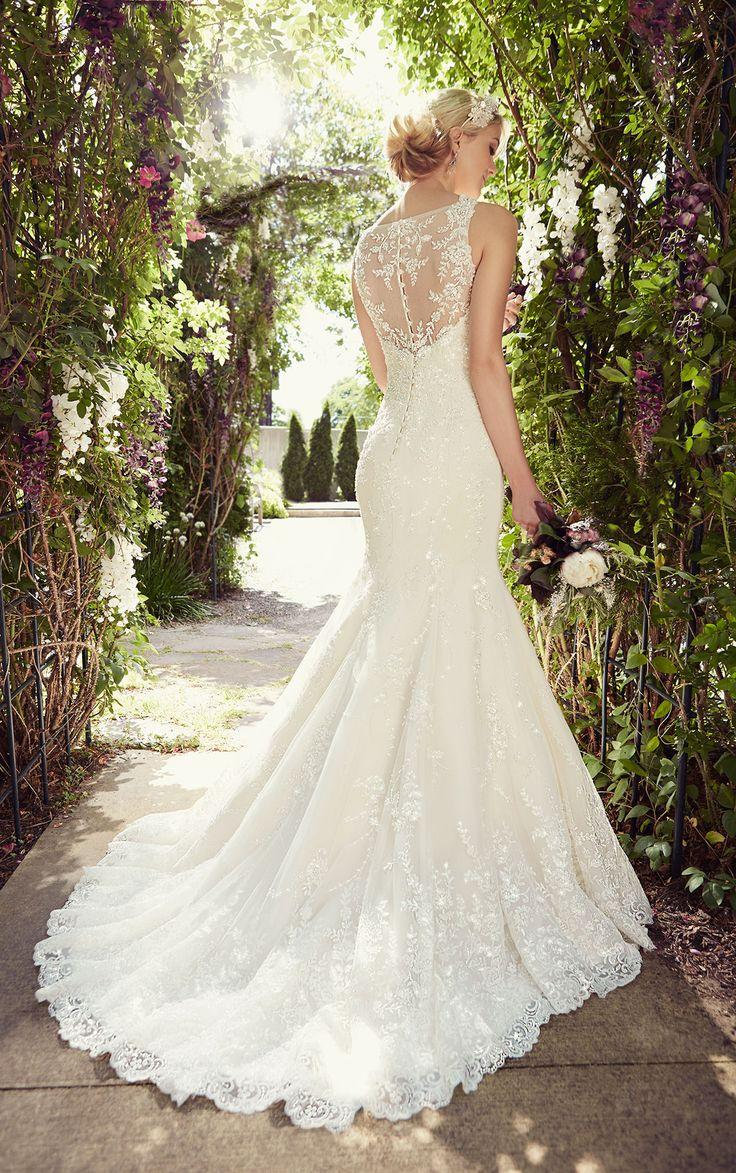 Mariage - Wedding Dress From Essense Of Australia Style D1779