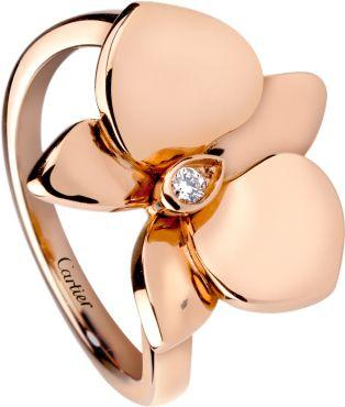 Свадьба - Caresse D'Orchidées Par Cartier Ring