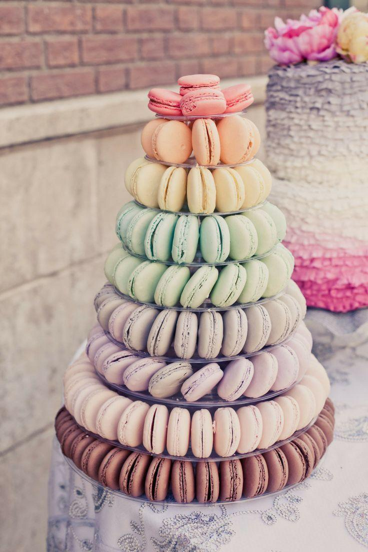 زفاف - Color Trend: Ombré Wedding Ideas
