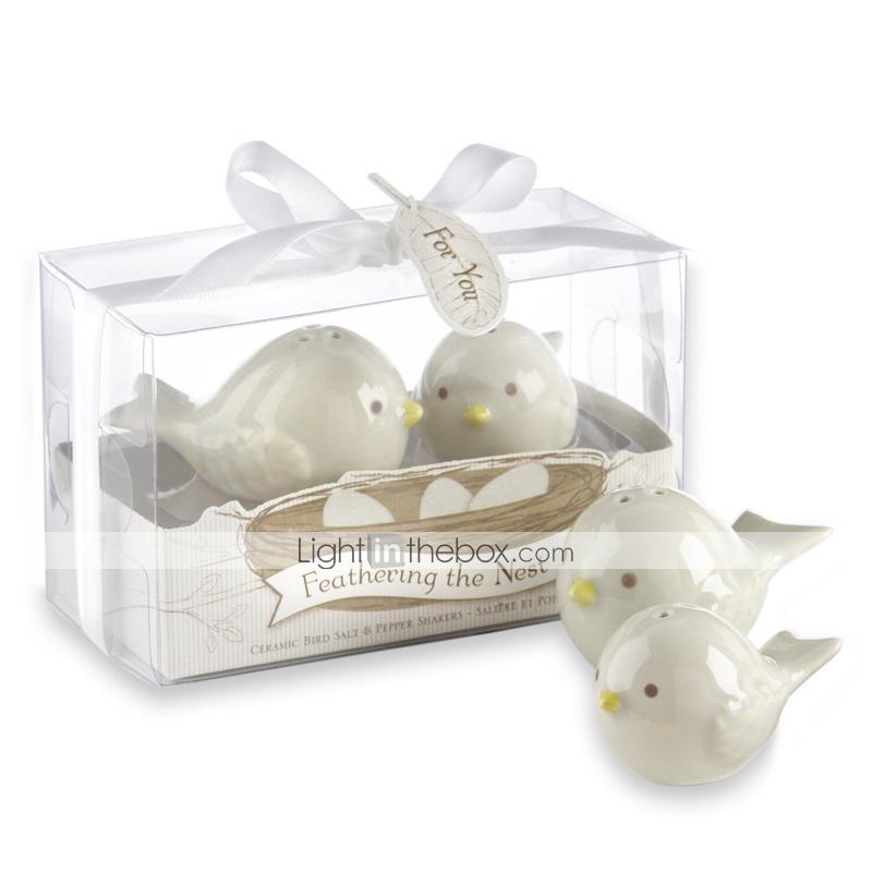 Beter Giftsrecipient Gifts Love Birds Salt And Pepper Shakers