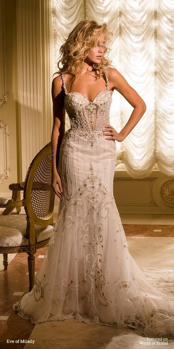 Eve Of Milady 2016 Wedding Dresses #2552504 - Weddbook