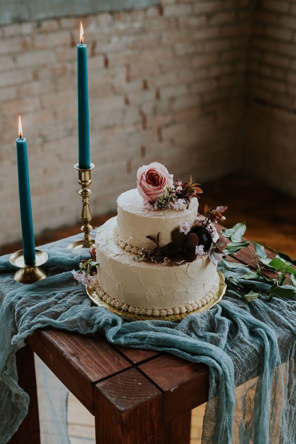 زفاف - Modern Metallic Wedding Inspiration