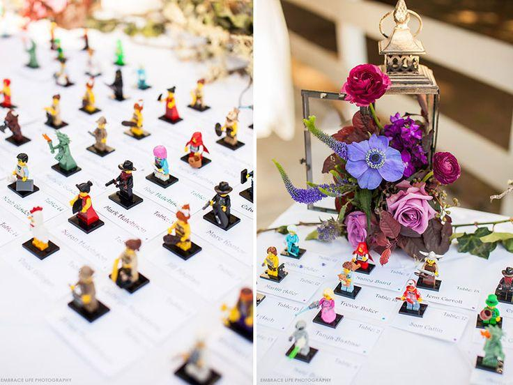 Mariage - 35 Cool Ways To Display Your Escort Cards