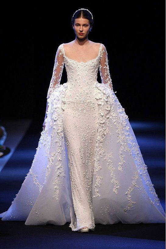 The Finest Threads In Bridal Haute Couture