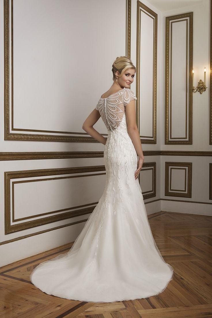 Wedding - The 2016 Glamorous Justin Alexander Wedding Dress Collection